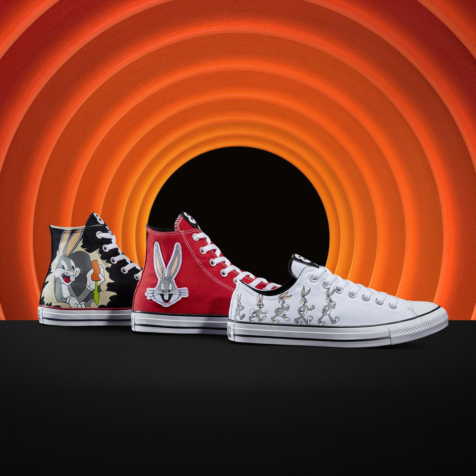 Converse x Bugs Bunny 🐰