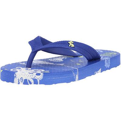 Jnr Flip Flop Sea Animals Child childrens shoes
