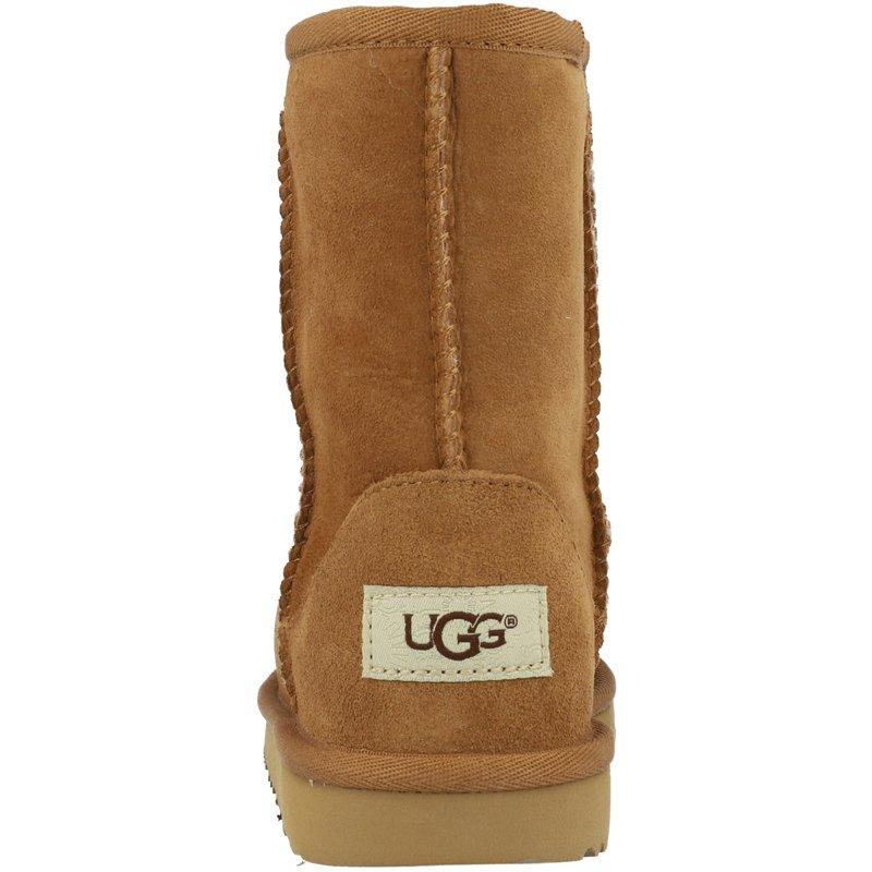 UGG Classic II K Chestnut Sheepskin