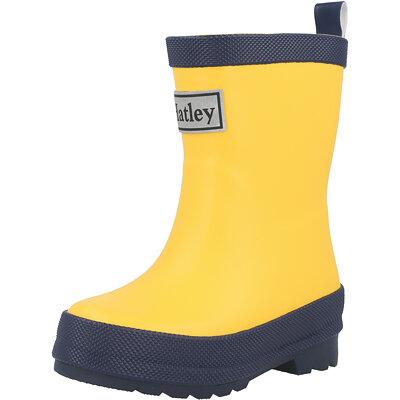 Matte Rain Boots Infant childrens shoes