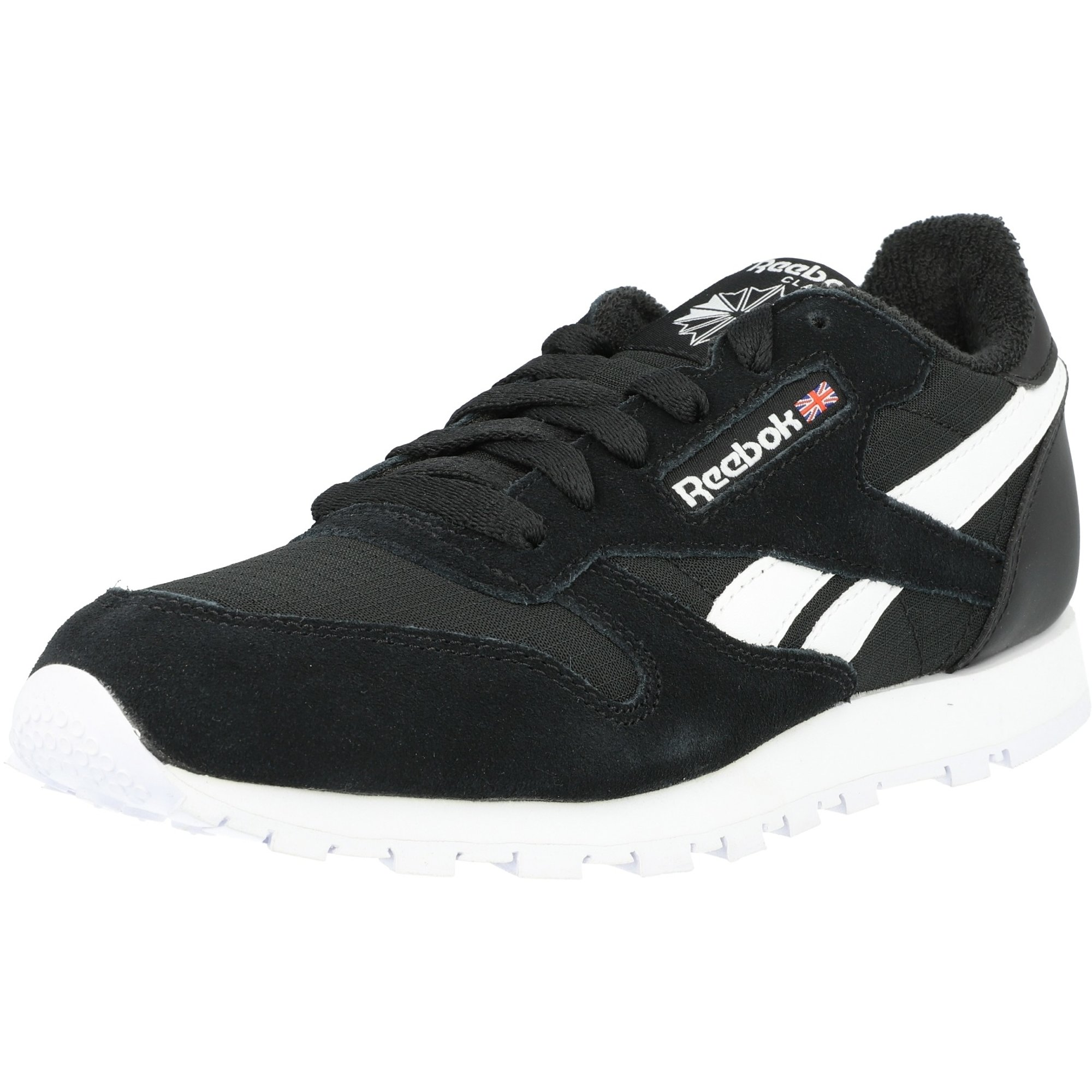 Reebok Classic Leather Black/White