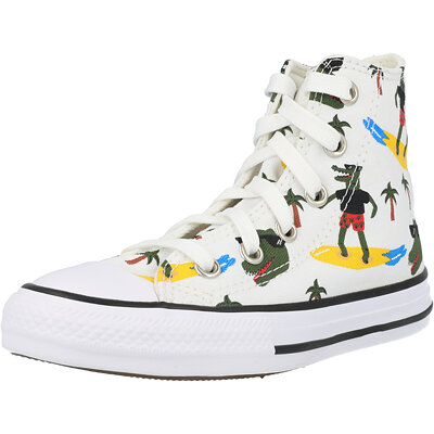 Chuck Taylor All Star Hi Croco Surf Child childrens shoes