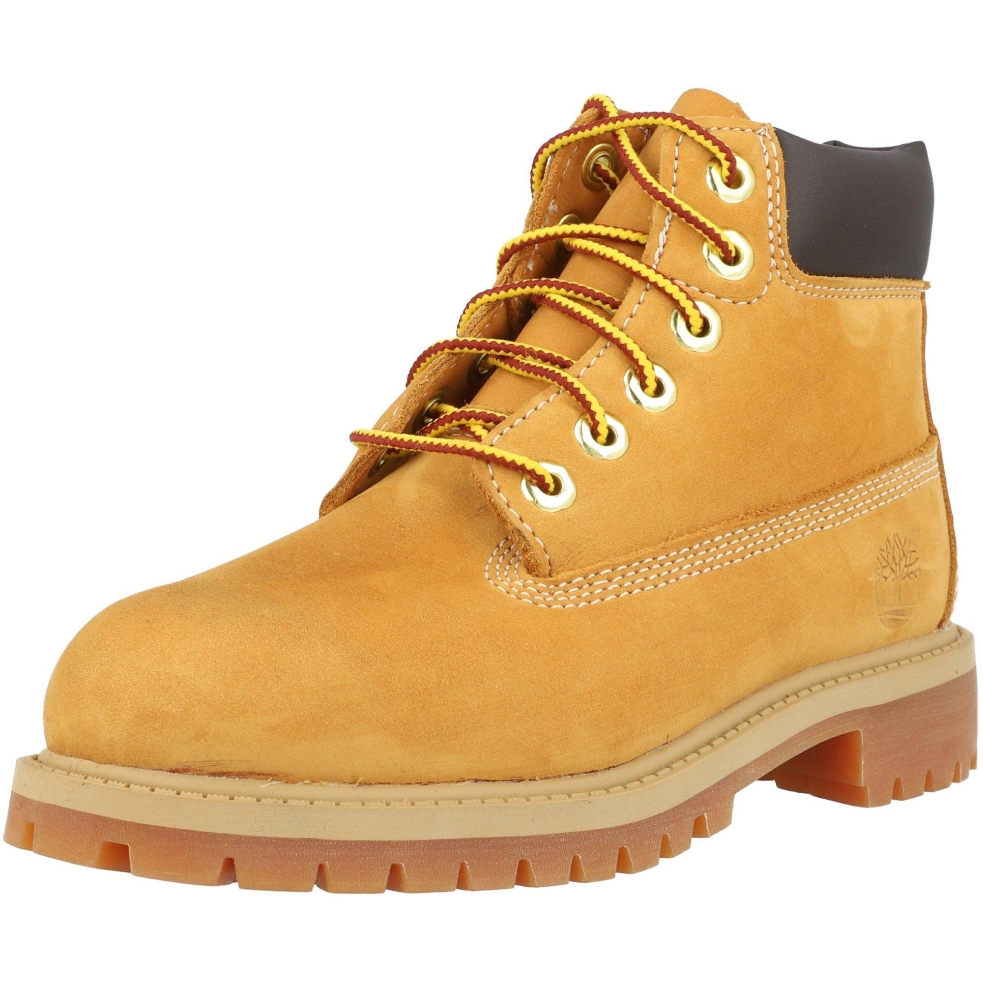 6 Inch Classic Boot Y Wheat Nubuck