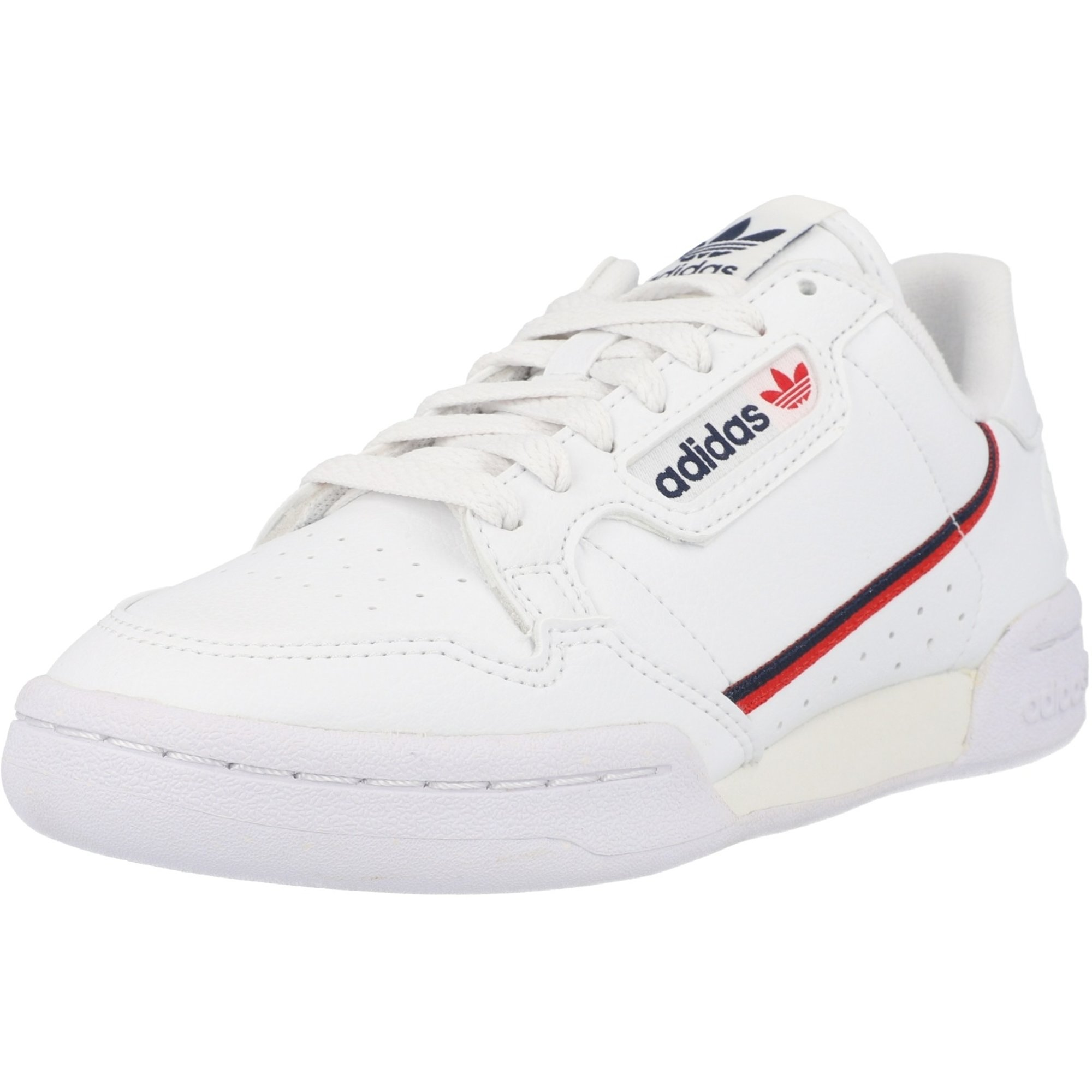 adidas Originals Continental 80 Vegan White/Collegiate Navy Synthetic