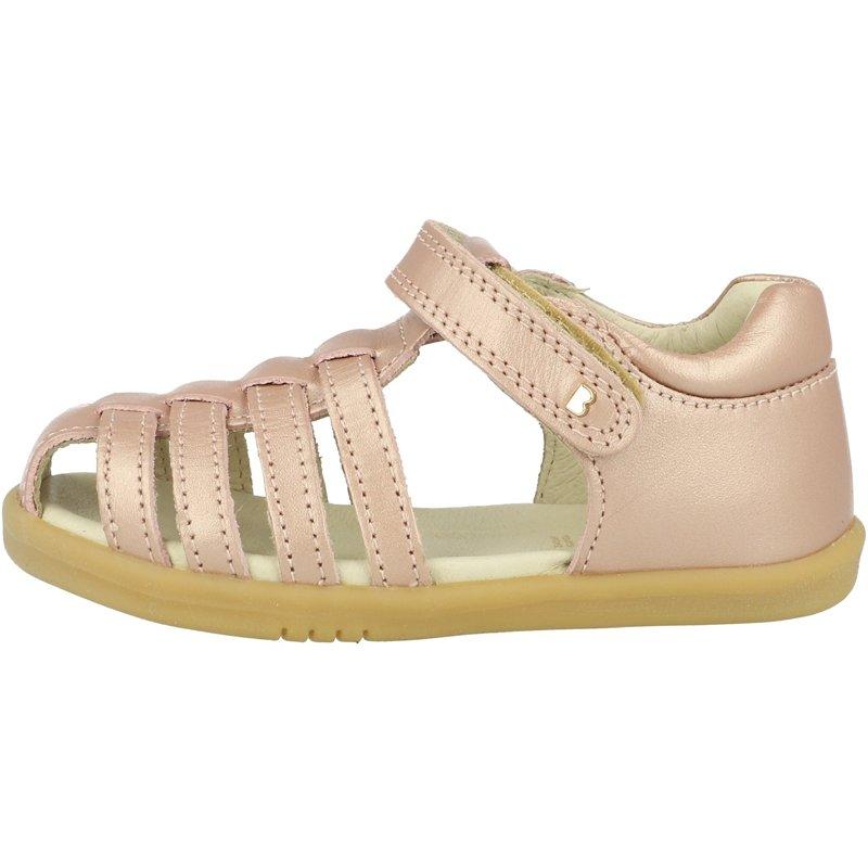 Bobux i-Walk Jump Rose Gold Shimmer Leather