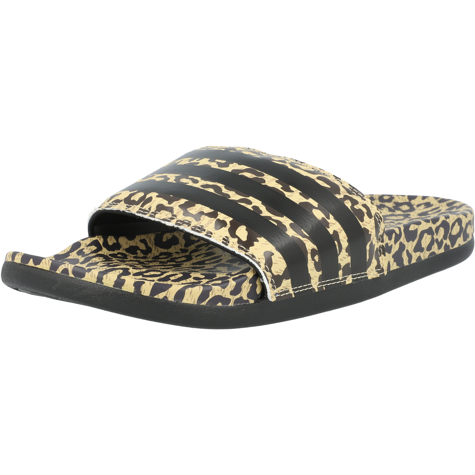 adidas adilette Comfort Beige/Core Black Synthetic