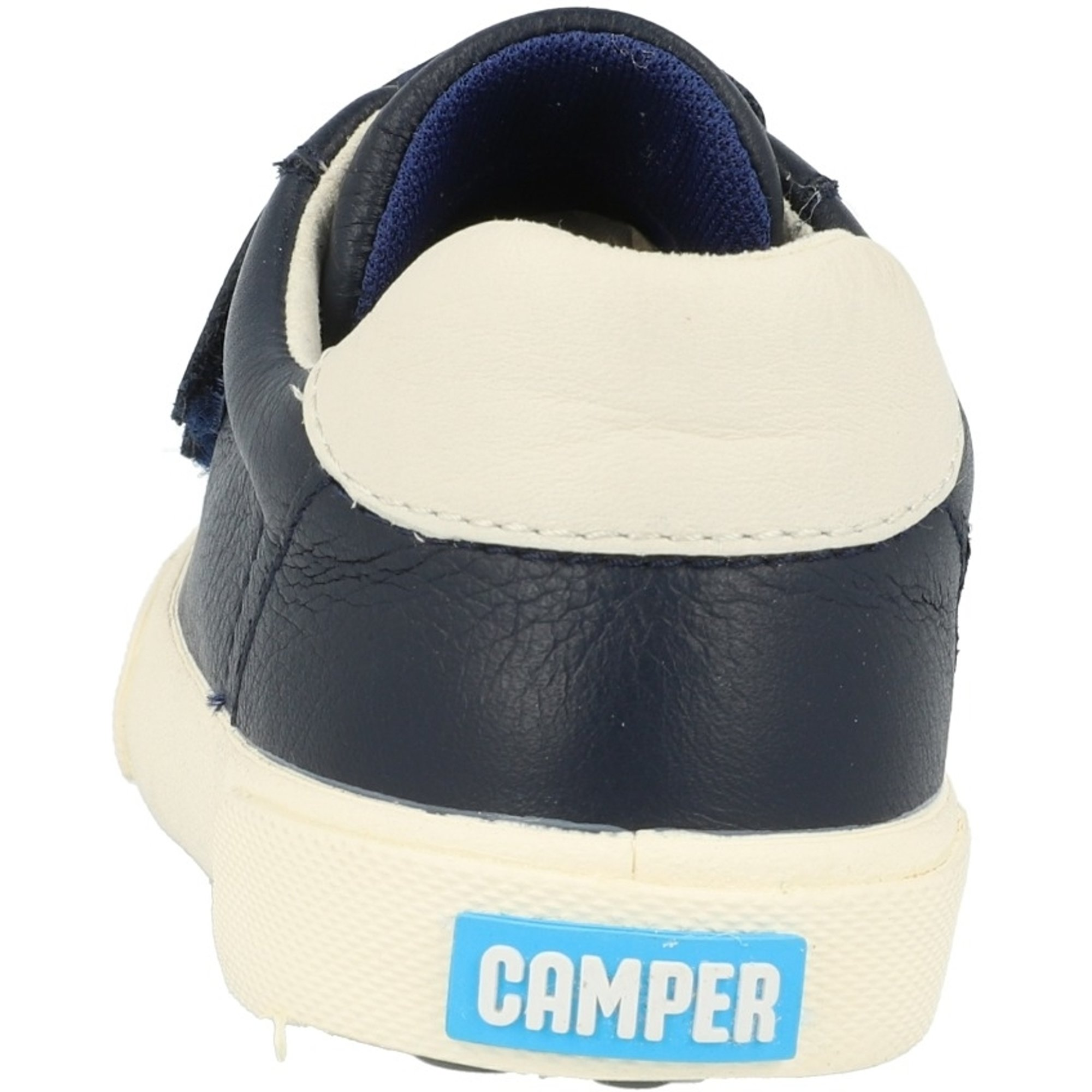 Camper Kids Pursuit Navy Leather