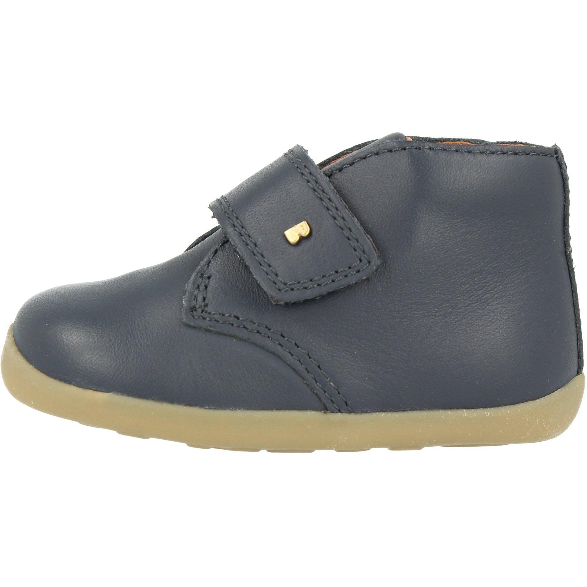 Bobux Step Up Desert Navy Leather