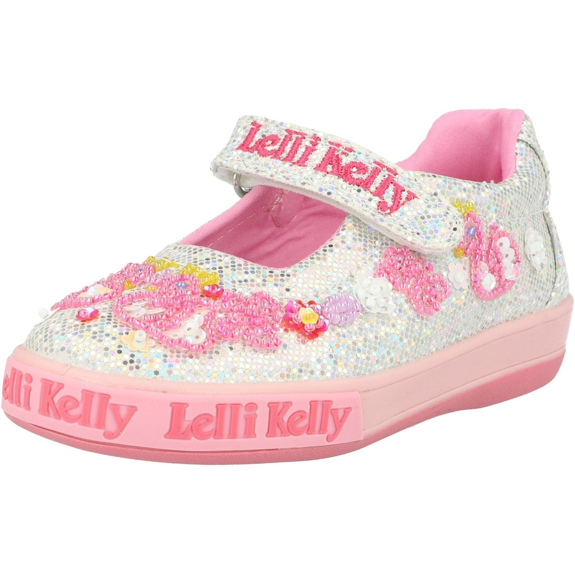 Lelli Kelly Leda Dolly Silver Glitter