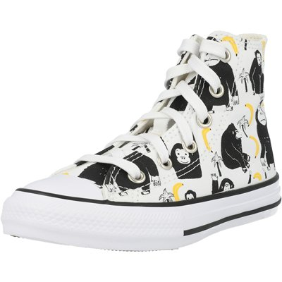 Chuck Taylor All Star Hi Going Bananas Junior childrens shoes