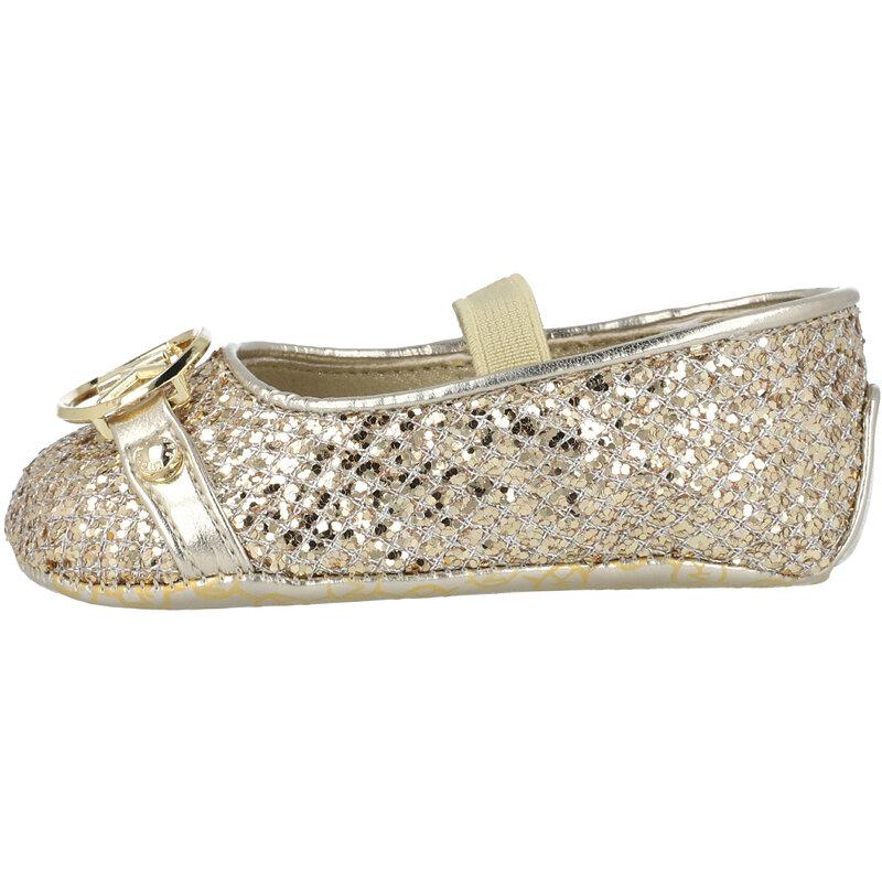 Michael Kors Baby Giby L Silver Sand Glitter