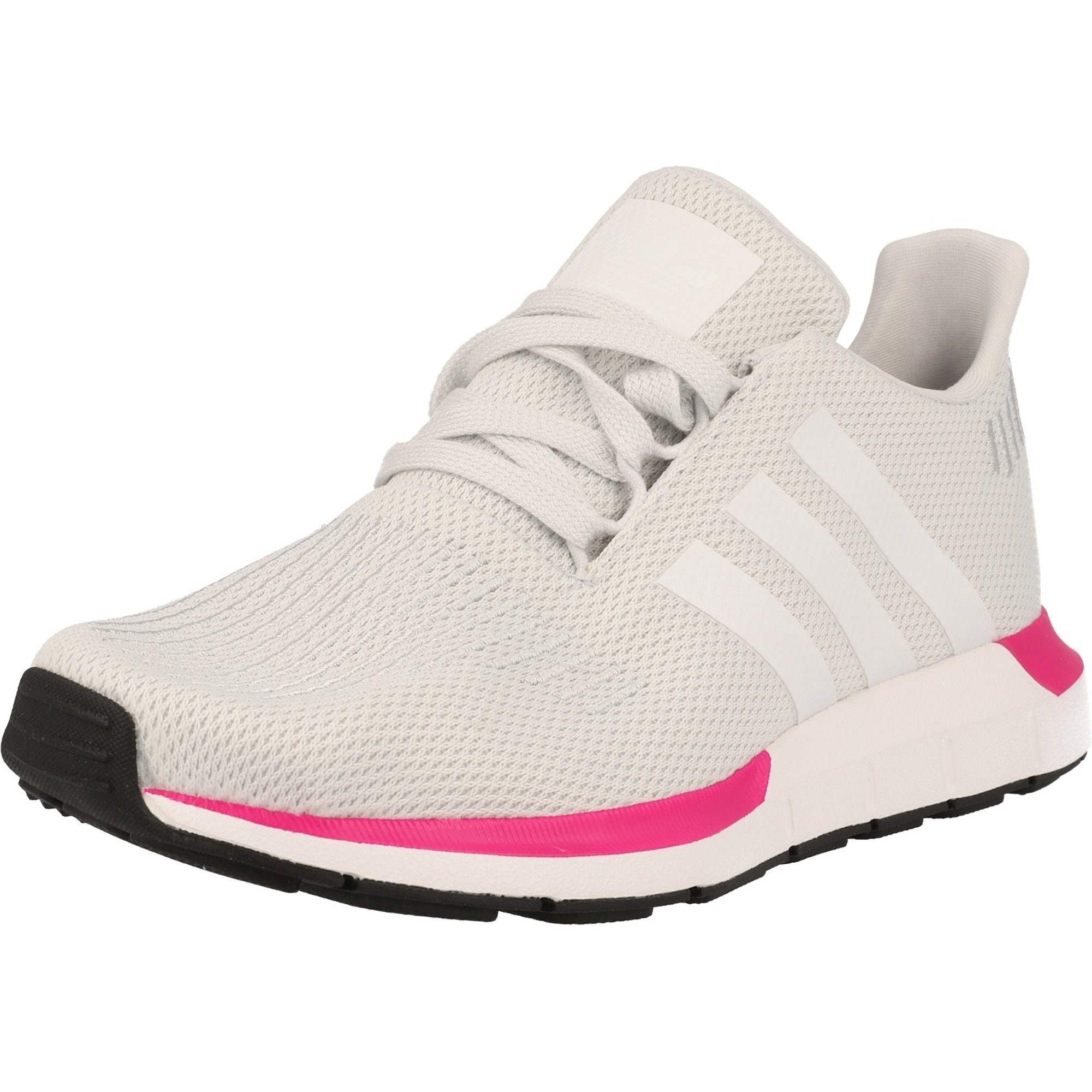 Surichinmoi doble Química  adidas Originals Swift Run J Crystal White Textile - Trainers Shoes -  Awesome Shoes