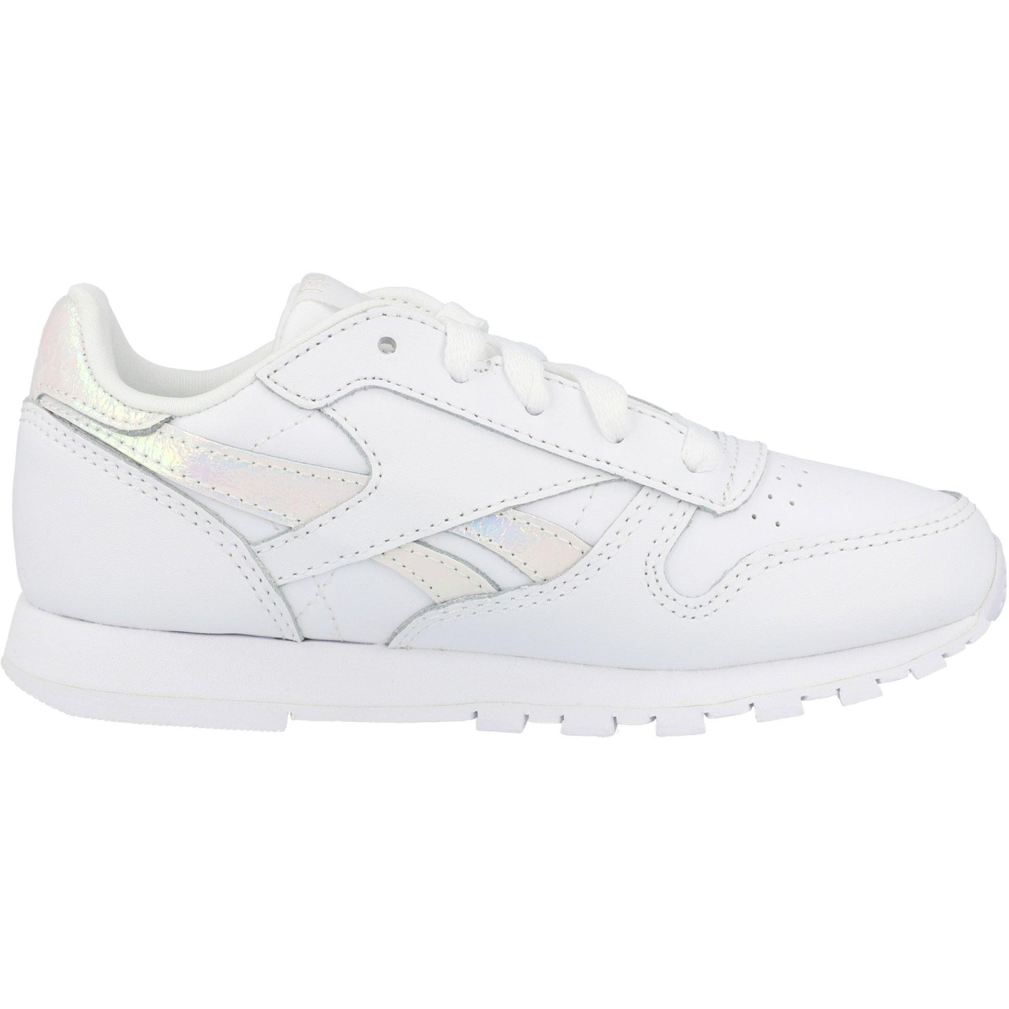 Reebok Classic Leather White/Iridescent