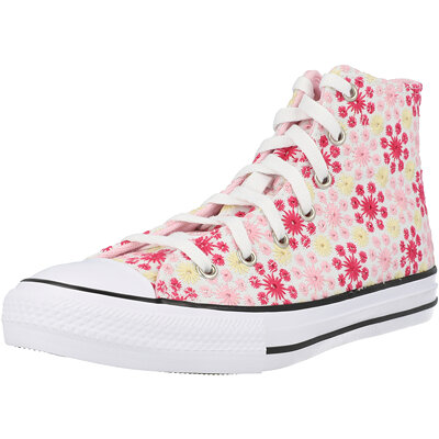 Chuck Taylor All Star Hi Canvas Broderie Junior childrens shoes