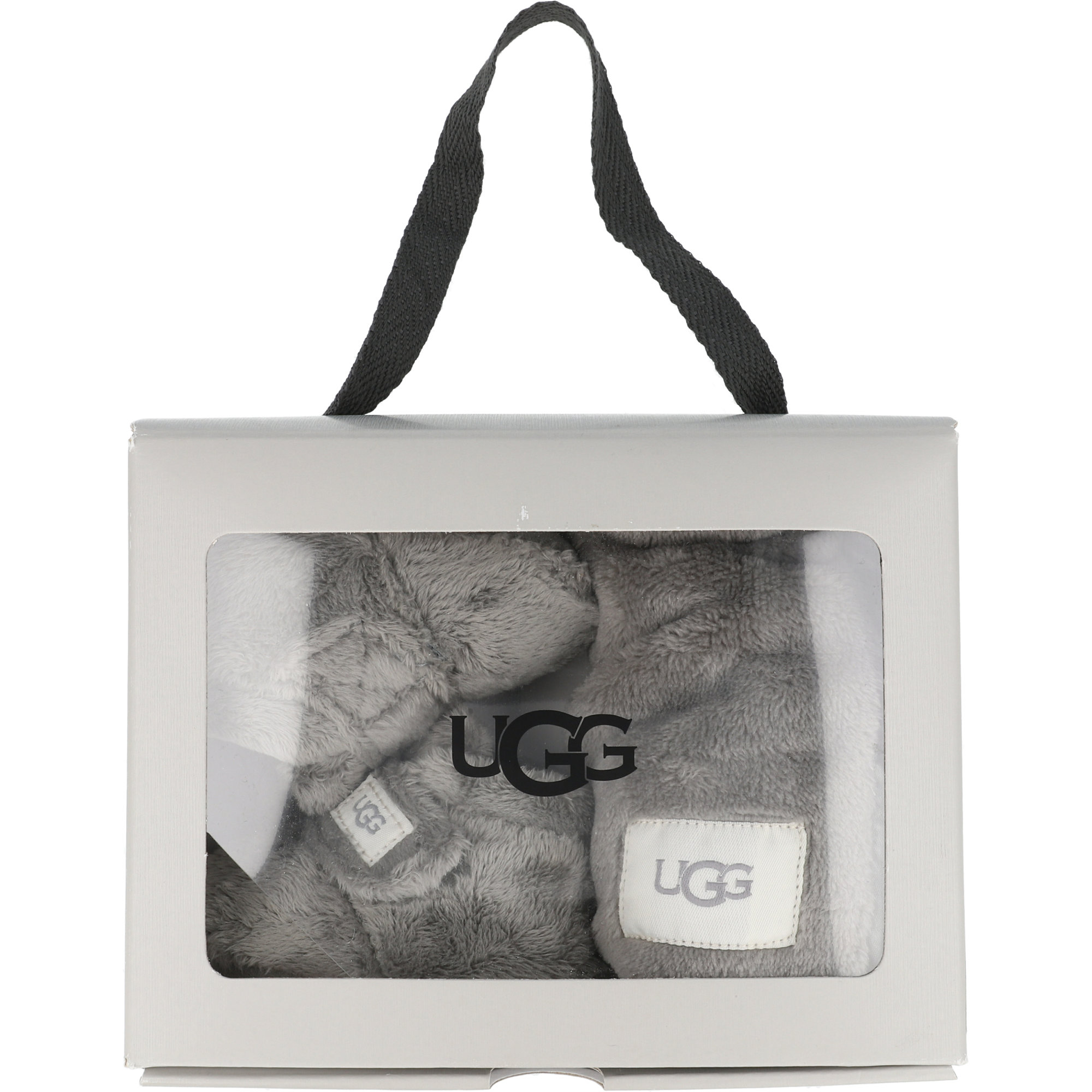 UGG Bixbee And Lovey I Charcoal Textile