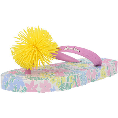 Jnr Flip Flop Floral Child childrens shoes