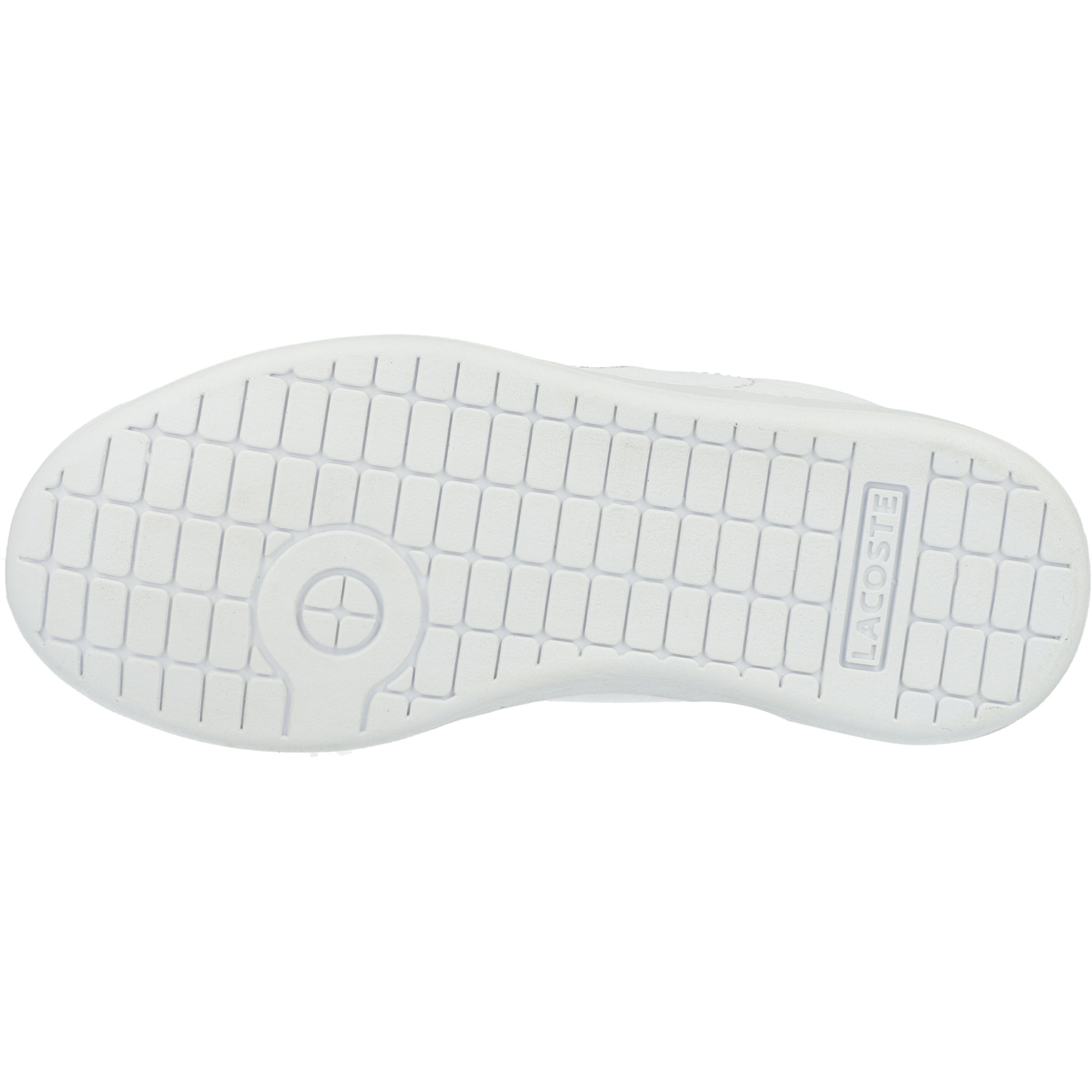 Lacoste Carnaby Evo 120 2 White/Red Synthetic
