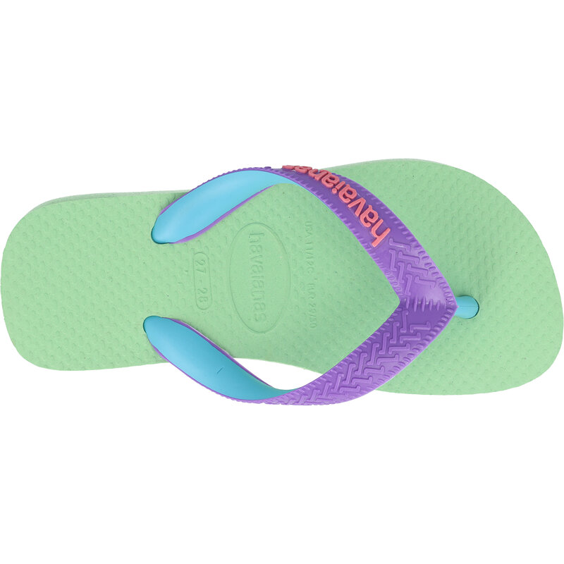 Havaianas Kids Top Mix Hydro Green Rubber
