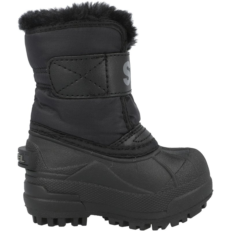 Sorel Snow Commander T Black/Charcoal Synthetic