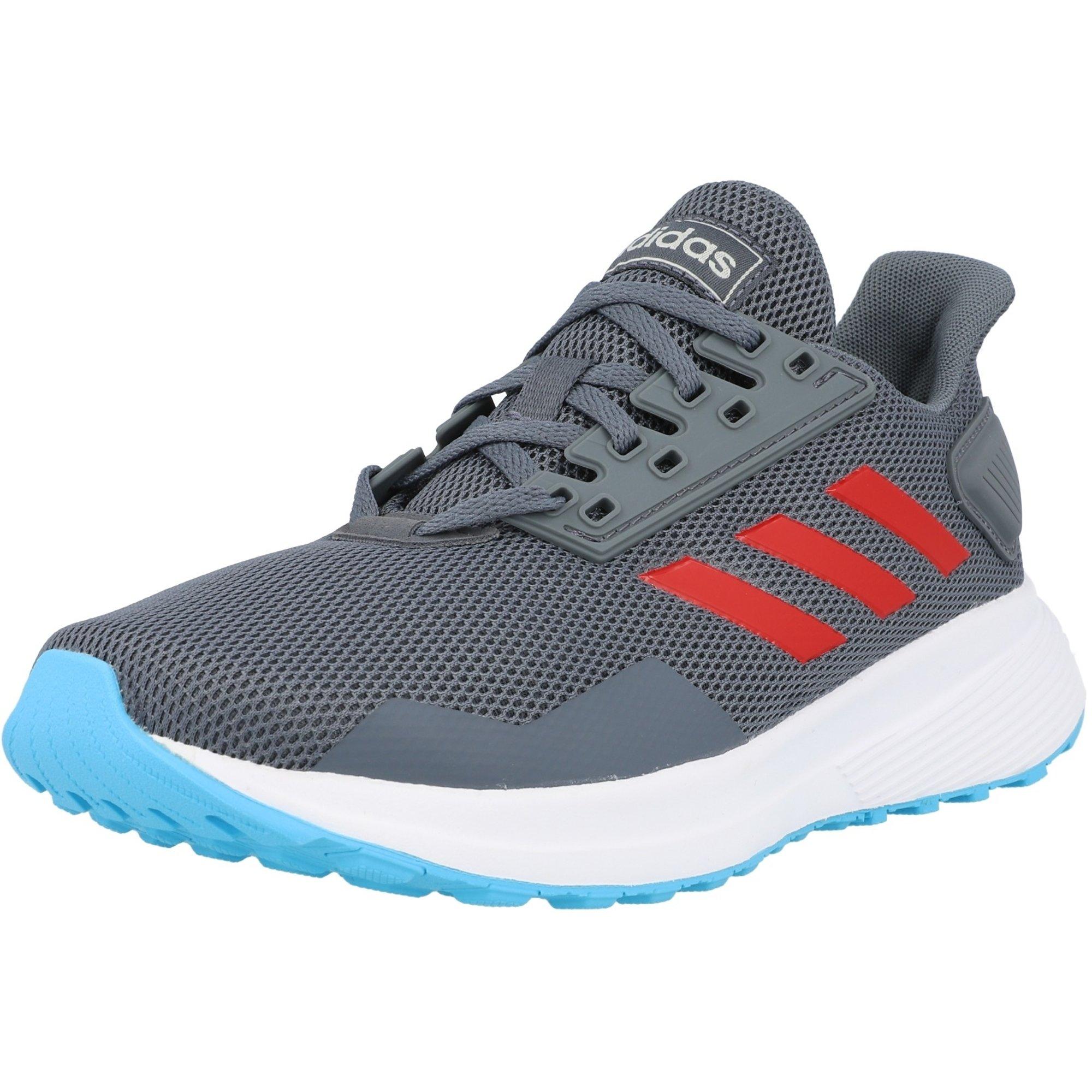 Ordenador portátil ignorar Saga  adidas Duramo 9 K Onix/Scarlet Mesh - Trainers Shoes - Awesome Shoes