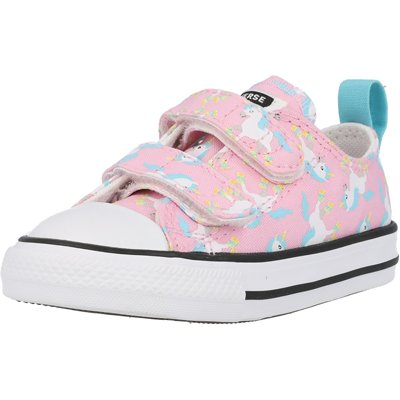 Chuck Taylor All Star 2V Ox New Print Infant childrens shoes
