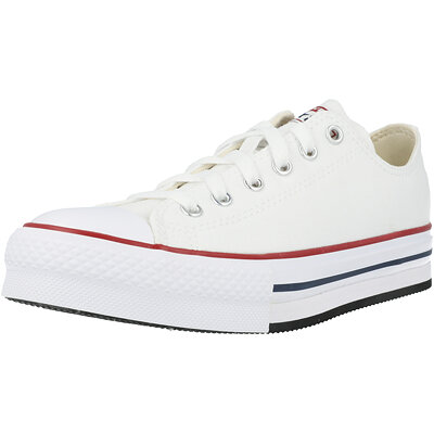 Chuck Taylor All Star Platform Ox Junior childrens shoes