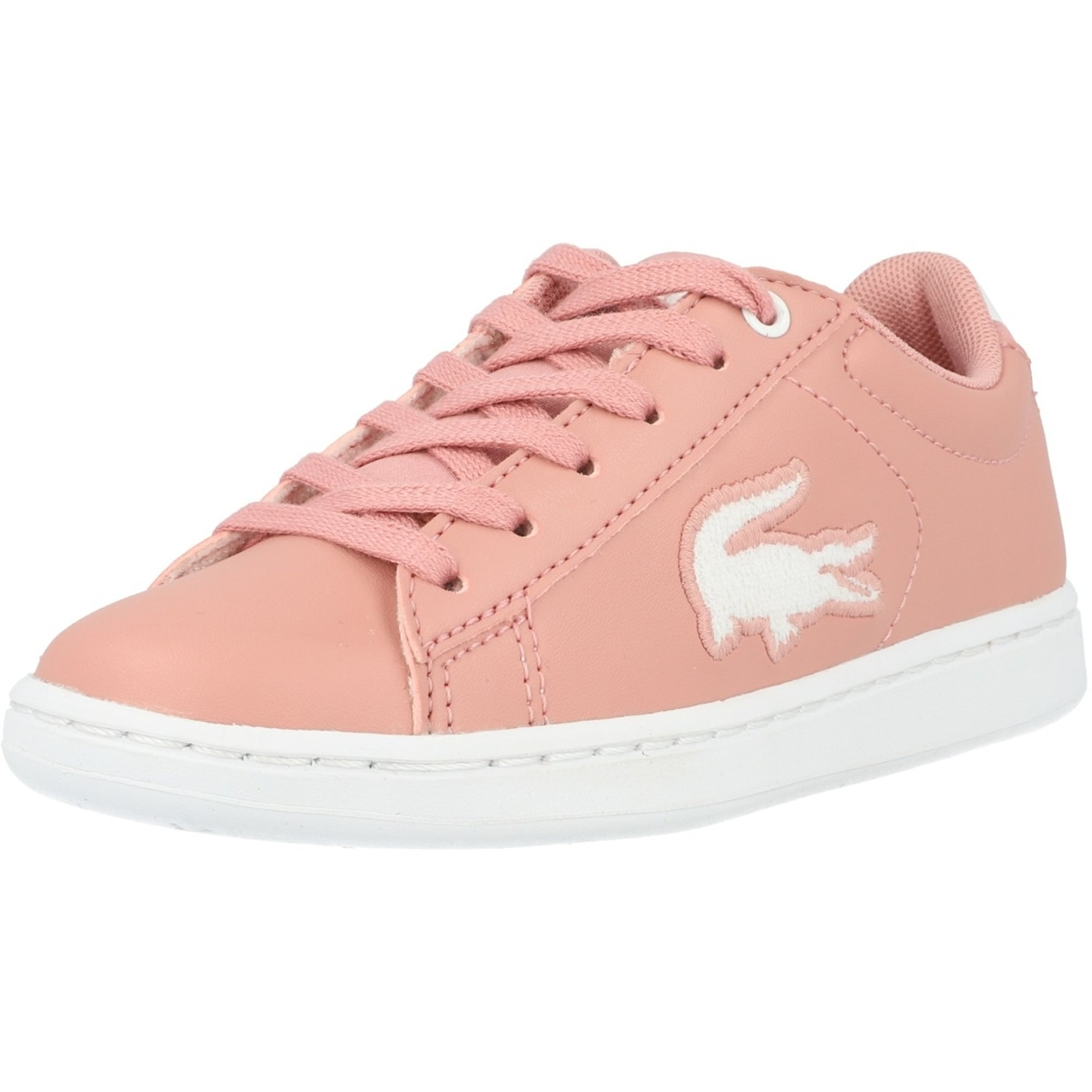 Lacoste Carnaby Evo 418 3 Pink/White Synthetic