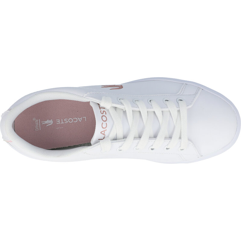 Lacoste Lerond 0921 1 J White/Light Pink Synthetic