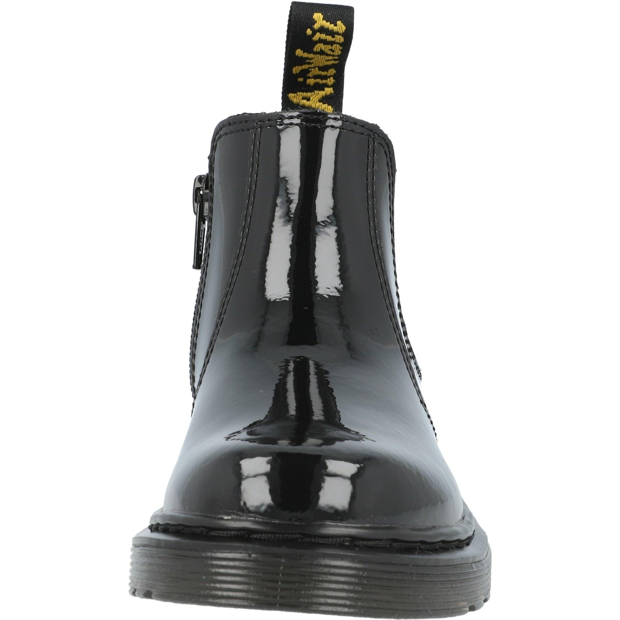Dr Martens 2976 J Black Patent Lamper