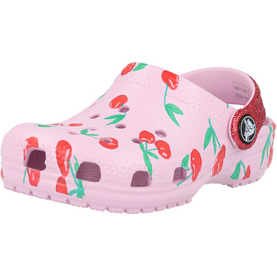 Kids Classic Food Print Clog Infant childrens shoes