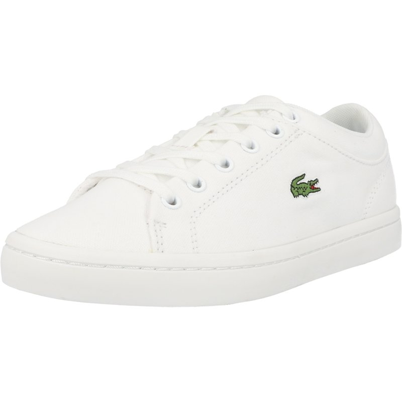 Lacoste Straightset BL 2 White Canvas