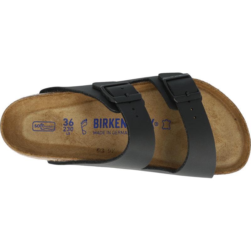 Birkenstock Arizona SFB Black Birko-Flor