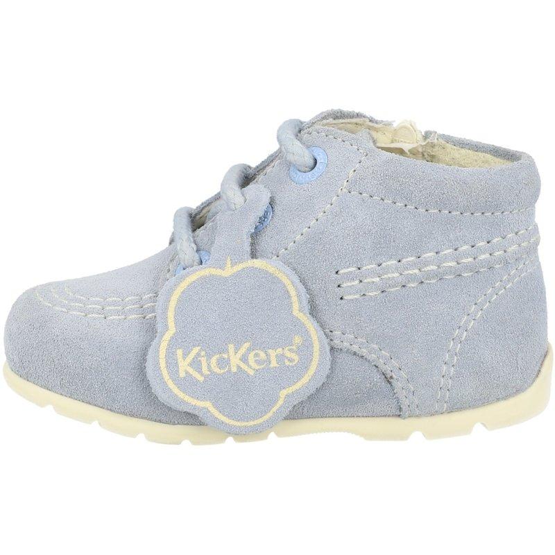 Kickers Kick Hi B Baby Blue Nubuck