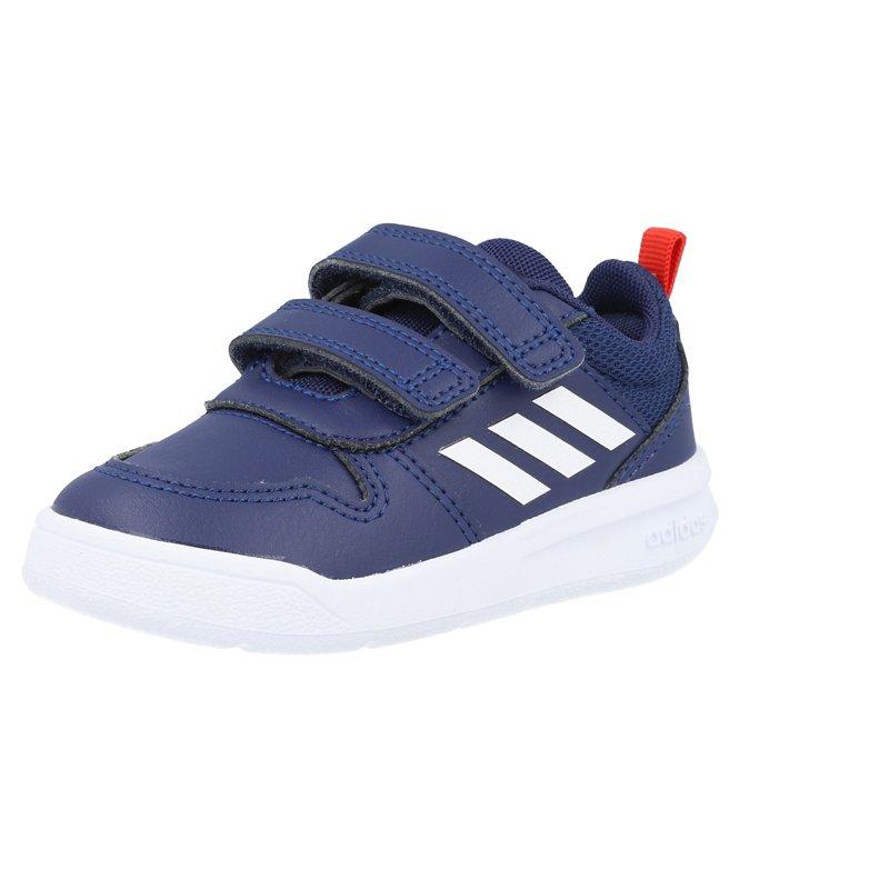 adidas Tensaur I Dark Blue/Red Synthetic