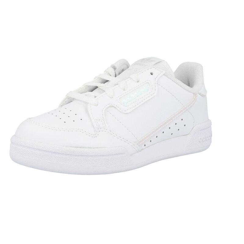adidas Originals Continental 80 C White/Core Black Leather