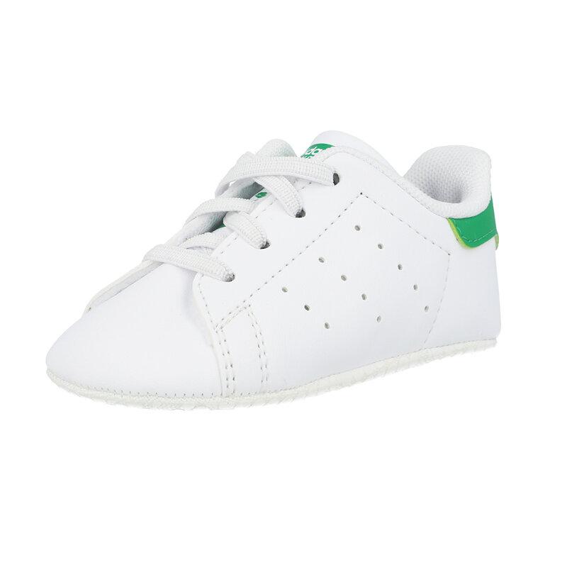 adidas Originals Stan Smith Crib White Synthetic