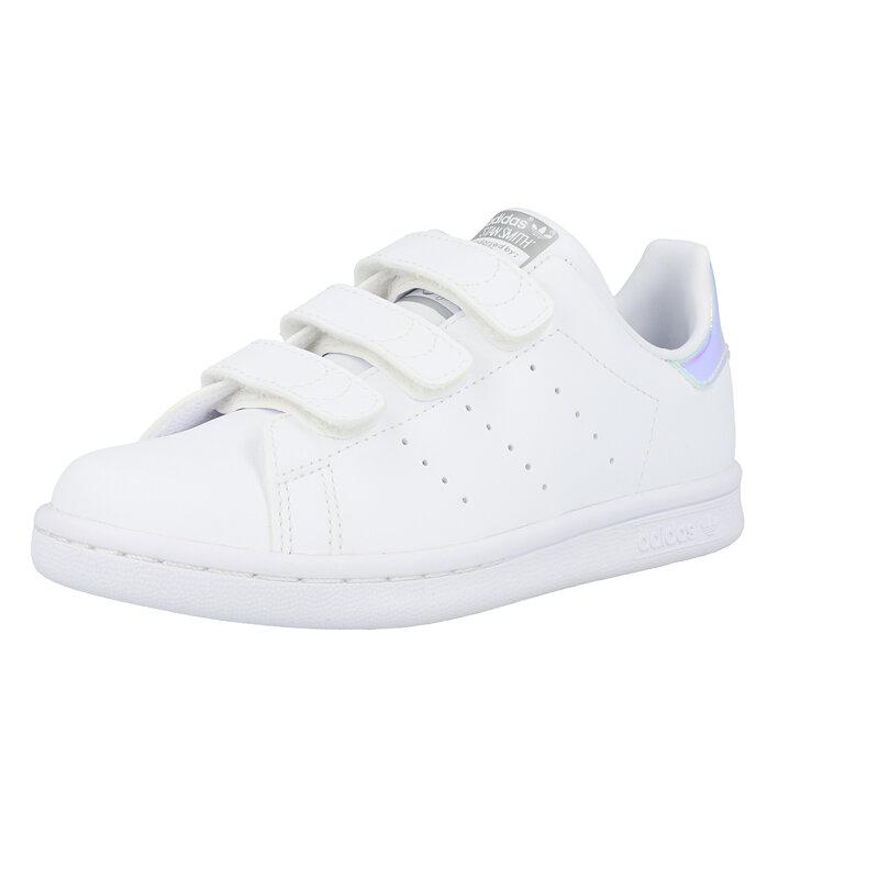 adidas Originals Stan Smith CF C White/Silver Metallic Synthetic