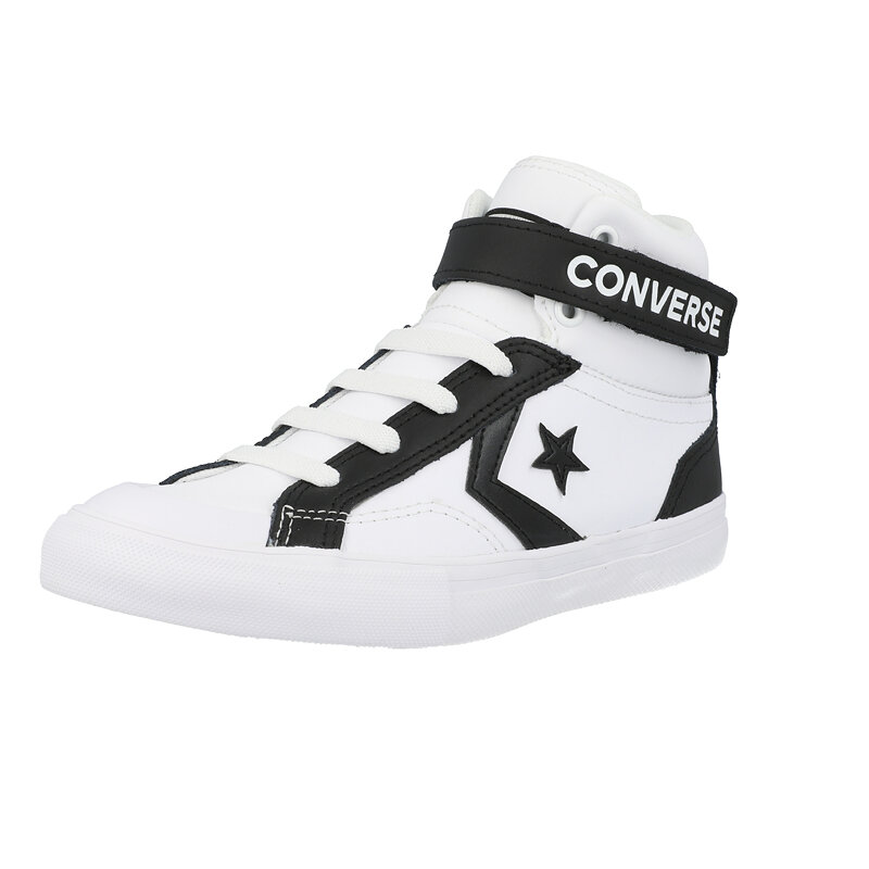 Converse Pro Blaze Outline Logo White/Black Leather