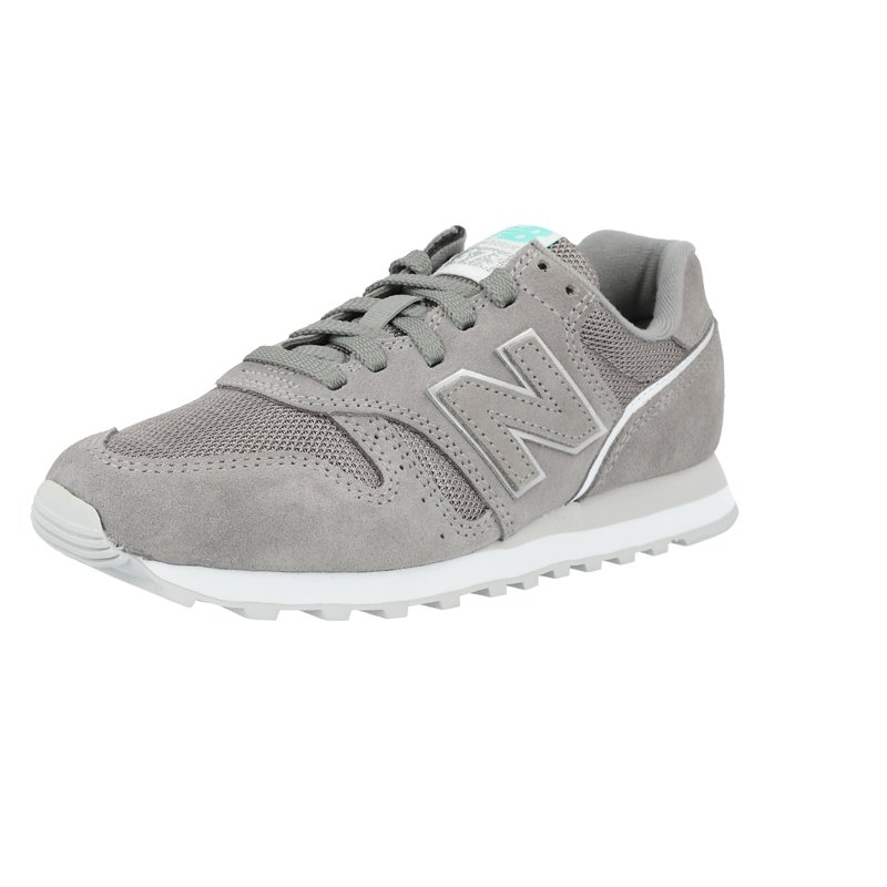 New Balance 373 Grey Suede Adult