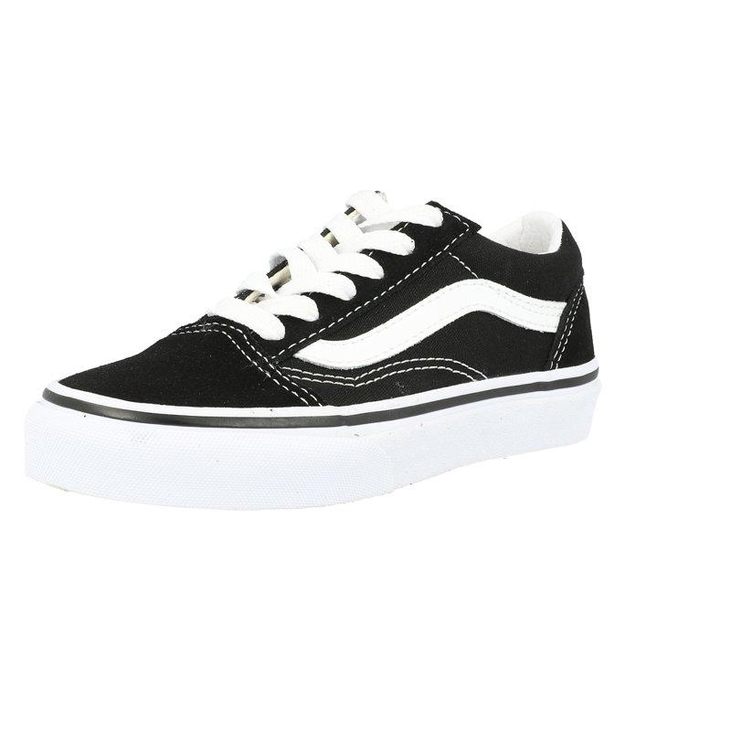 Vans UY Old Skool Black/True White Suede