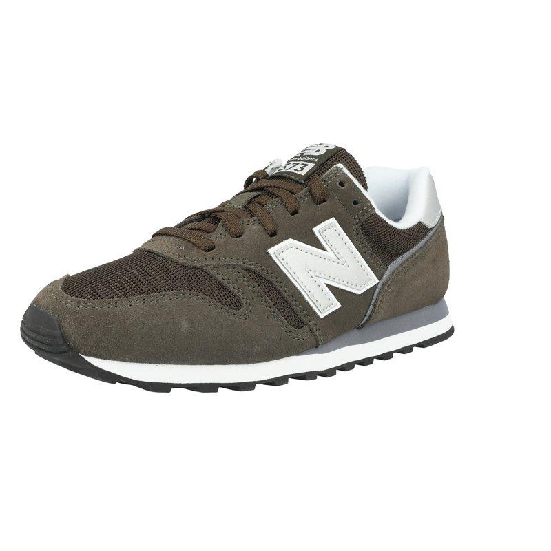 New Balance 373 Verde/Blanco (Black Olive/White) Ante Adulto