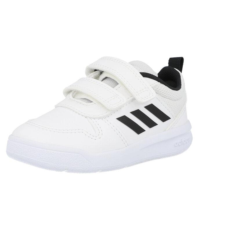 adidas Tensaur I White/Core Black Synthetic
