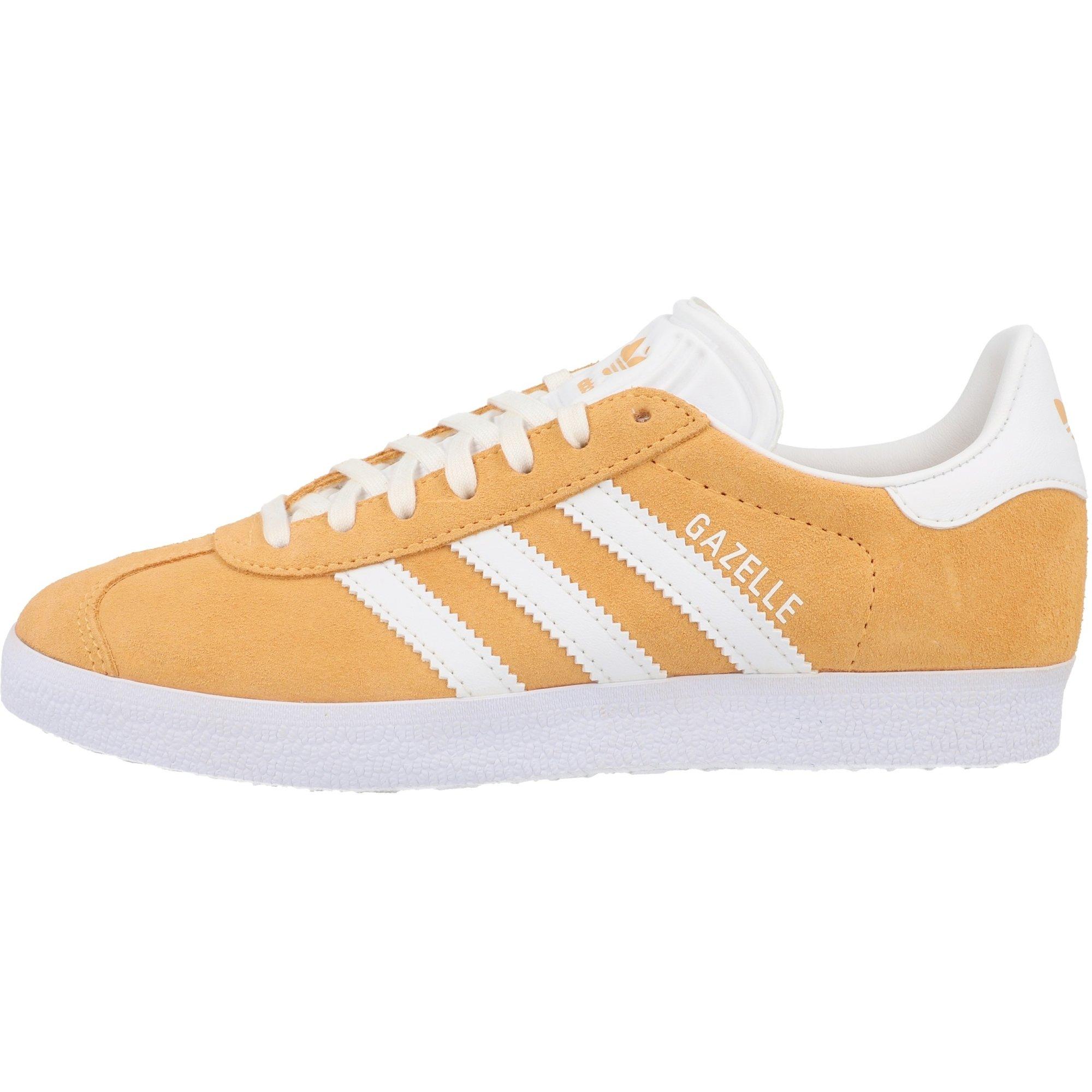 adidas Originals Gazelle W Orange/Blanc Cuir Adulte