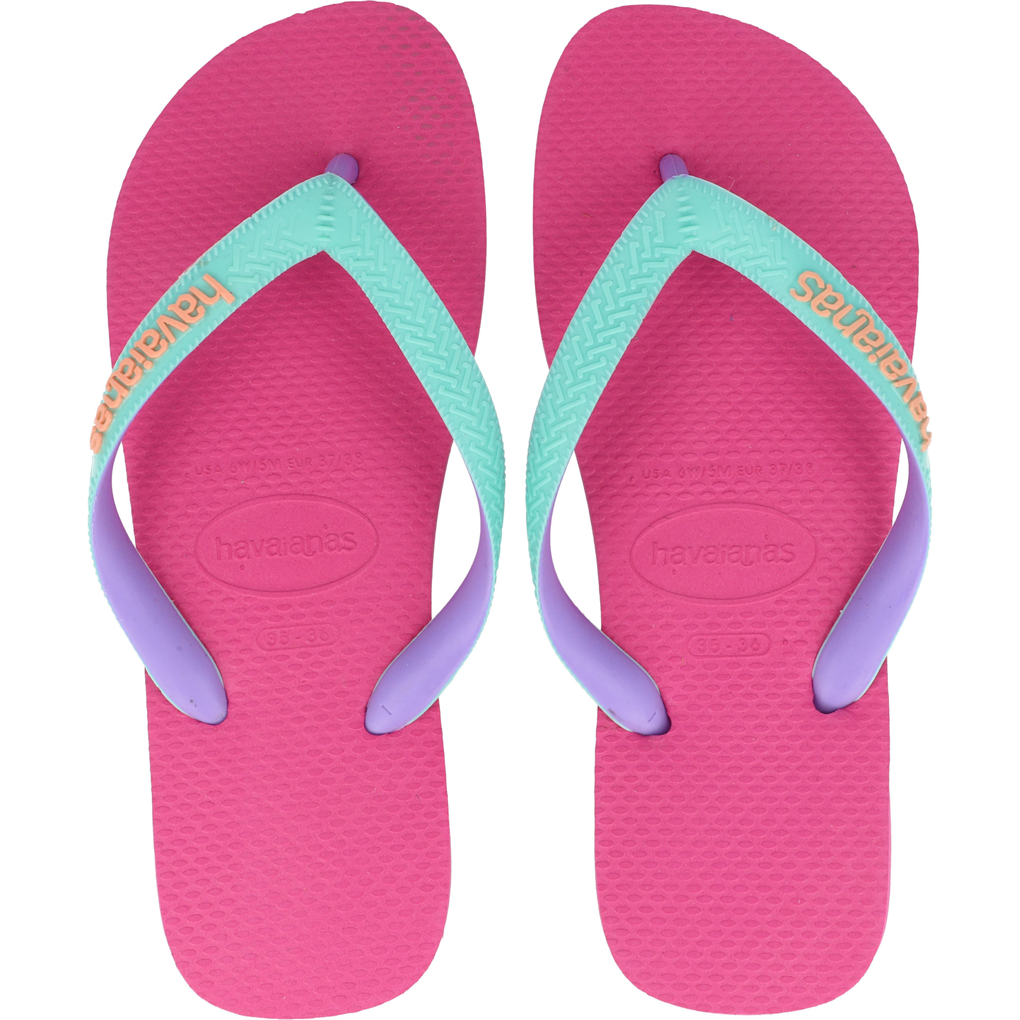 Havaianas Top Mix Hollywood Rose Rubber
