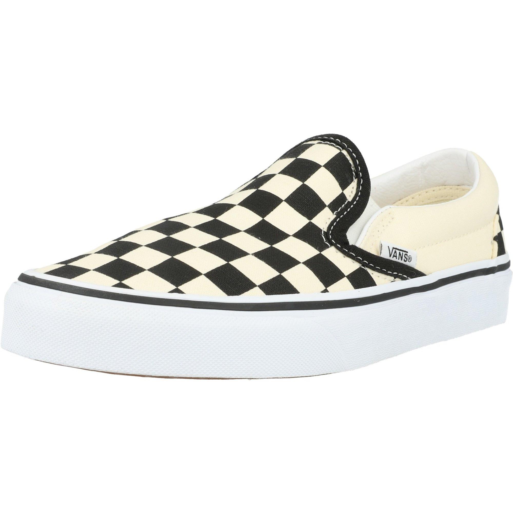 Vans UA Classic Slip-On Black/White