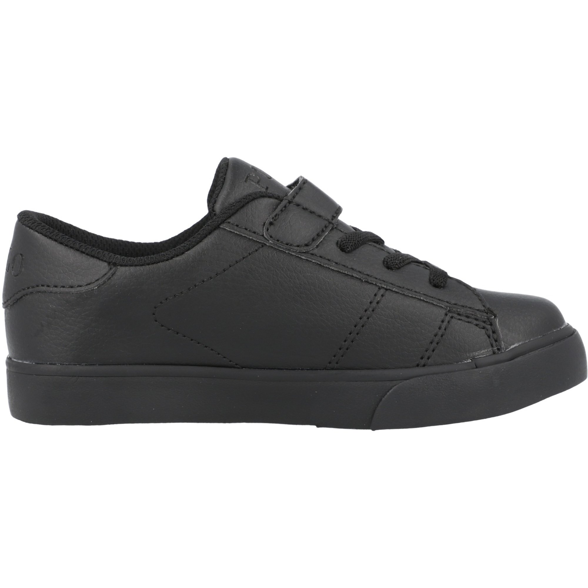 Polo Ralph Lauren Theron III PS C Triple Black Tumbled