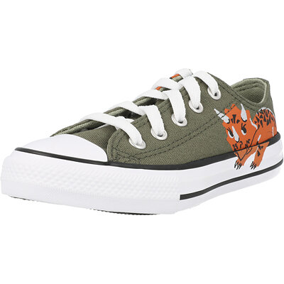 Chuck Taylor All Star Ox Dino Daze Infant childrens shoes