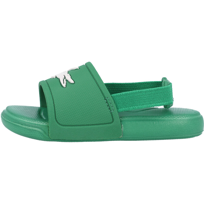 Lacoste L.30 Slide 0921 1 I Green/White Synthetic