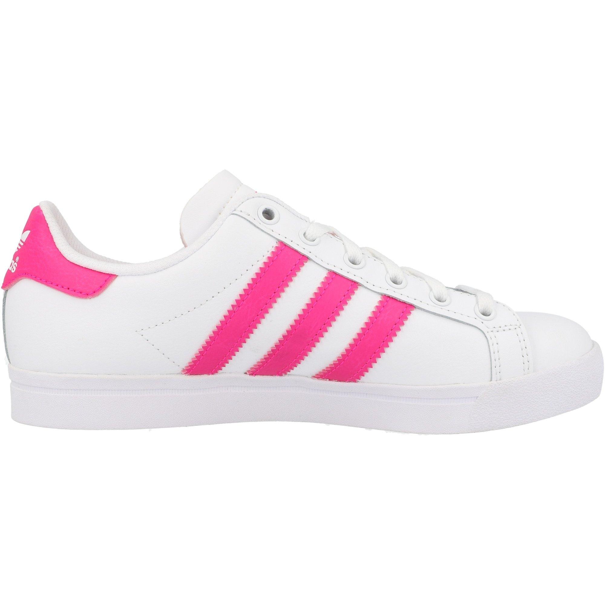 adidas Originals Coast Star J White