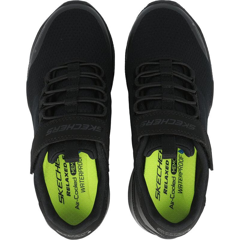 Skechers Equalizer 3.0 Aquablast Black Textile